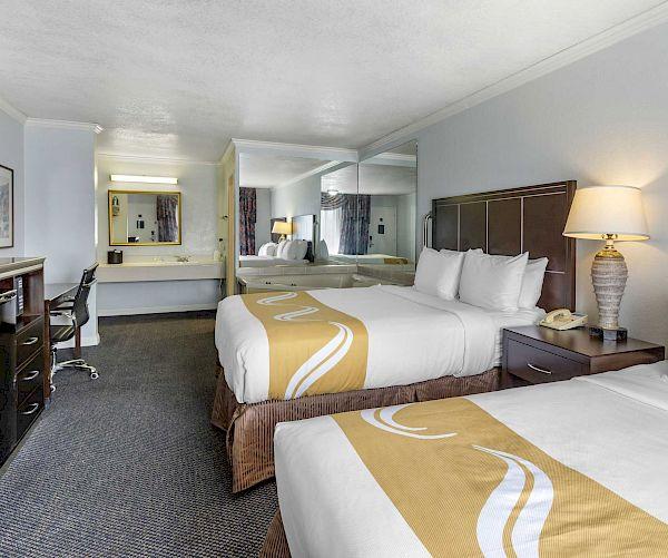 Quality Inn & Suites Buena Park Anaheim